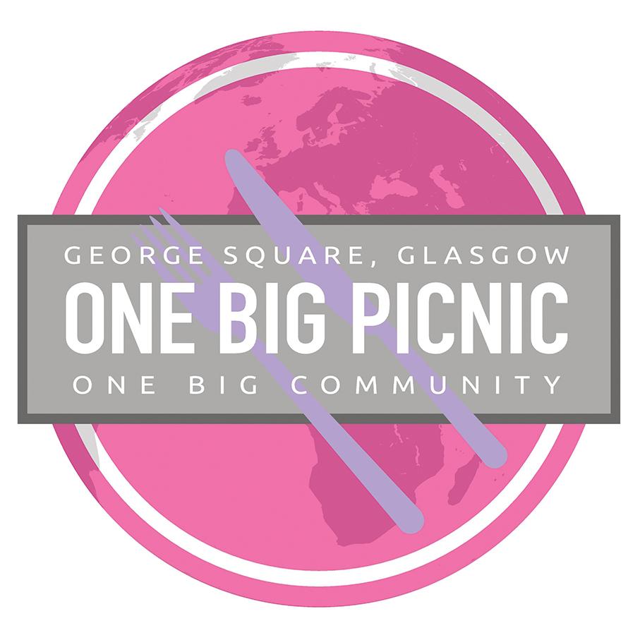 One Big Picnic Logo